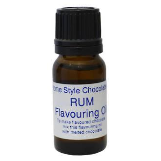 Chocolate Flavouring Rum 10ml