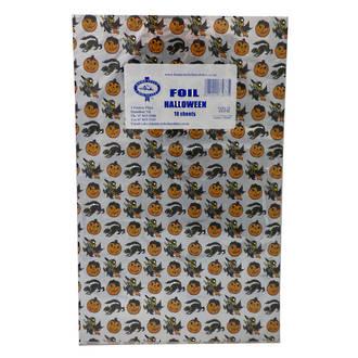 Confectionary Foil - Hallowen 10 Pack