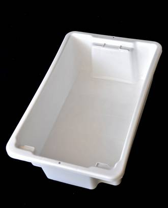 Stacka Crate 645x415x215mm Ideal for cooling Pie meat