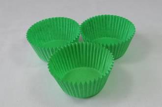 Standard Paper Cases Light Green 55x32.5mm (500)