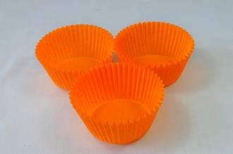 Standard Paper Cases Orange 55x32.5mm (500)