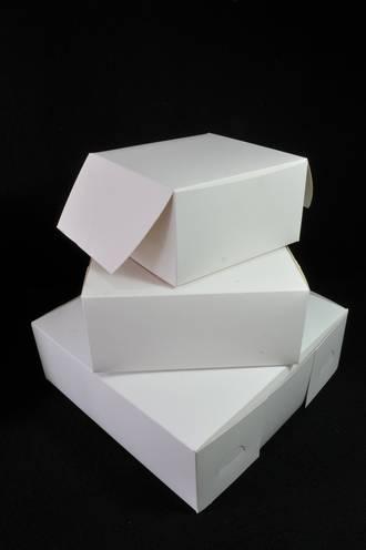Cake boxes 12 x 12 x 4 inch, 298 x 298 x 102mm, Bundles of 100