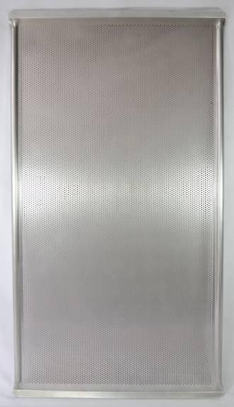 Perforated Aluminium Baking Tray, 735x455mmx5mm