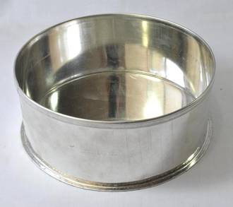 "Round Cake Tin 10cm or 4"" (Top Quality)"