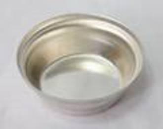 Palletized Savoury Pie Tins, (42) Mini Savoury 48x20mm, Tray size 460x360mm