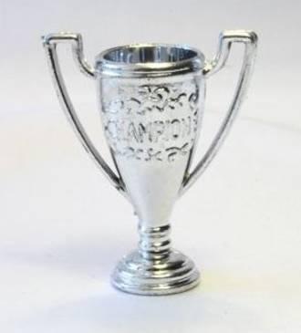 Trophy, Silver 40mm