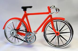 Bicycle 145mm x 80mm - SOLD OUT