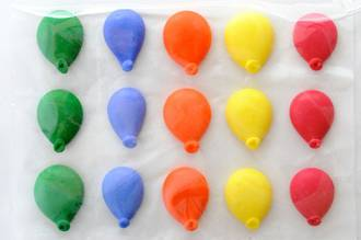 Icing Balloons, 20mm 30pkts of 15 (Box)