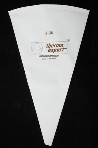 "Thermohauser Piping Bags 34cm (14"" Export Heavy duty bags)"