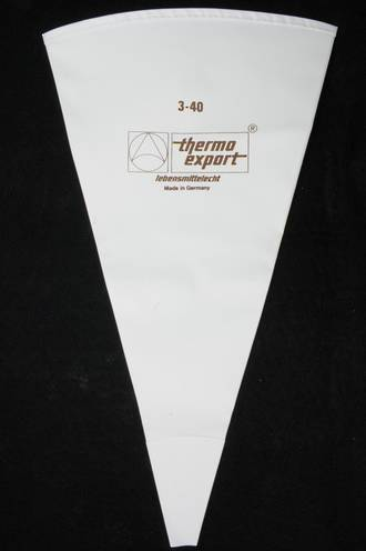 "Thermohauser Piping Bags 40cm (16"" Export Heavy duty bags)"