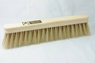 Bench Brush Wooden handle (Natural Bristle 300mm)