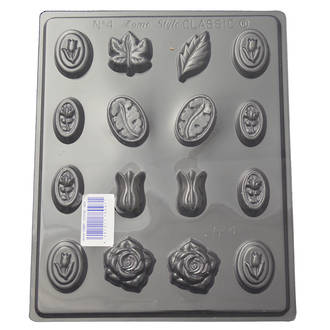 Flower Variety Mould (0.6mm)