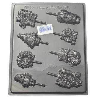 Assorted Christmas Mould (0.6mm)