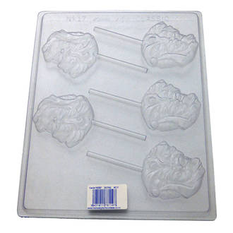 Father Christmas Mould (0.6mm)
