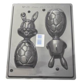 Happy Rabbit Mould (0.6mm)