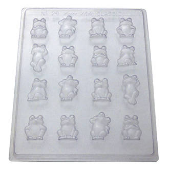 Frog Small Mould (0.6mm)