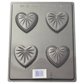 Small Heart Box Mould (0.6mm)
