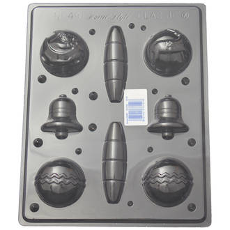 Christmas Decorations Mould (0.6mm)