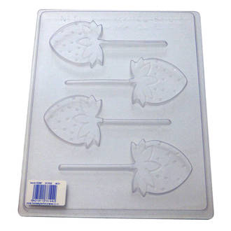 Strawberries Mould (0.6mm)