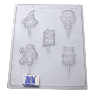Halloween #1 Mould (0.6mm)