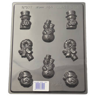 Small Christmas Mould (0.6mm)