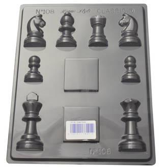 Chess Set Mould (0.6mm)