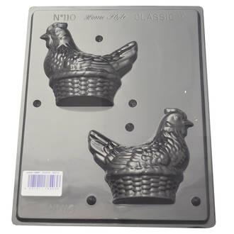 Happy Hen Mould (0.6mm)