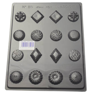 Flat Variety Mould (0.6mm)