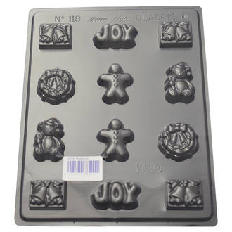 Christmas Joy Mould (0.6mm)