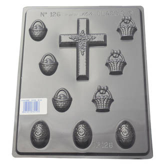 Easter Time Mould 0.6mm
