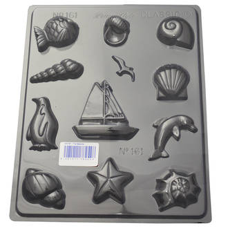 The Seaside Mould 0.6mm