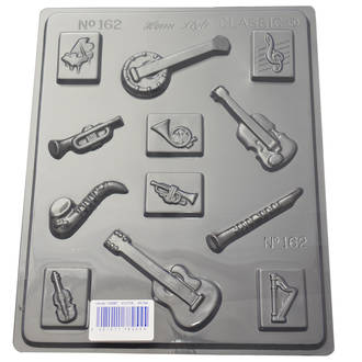 Musical Instruments Mould 0.6mm