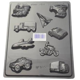Cars Trucks Planes Mould 0.6mm