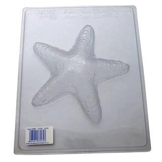 Large Starfish Chocolate/Craft Mould 0.6mm