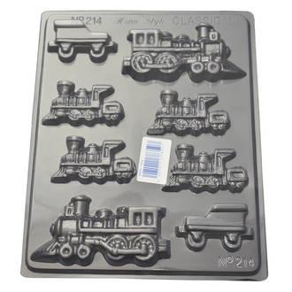 Trains Mould 0.6mm