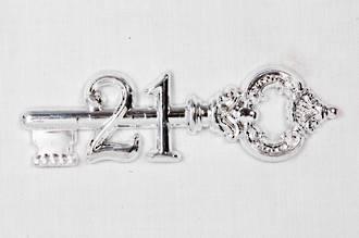 Key Silver 75mm (6)