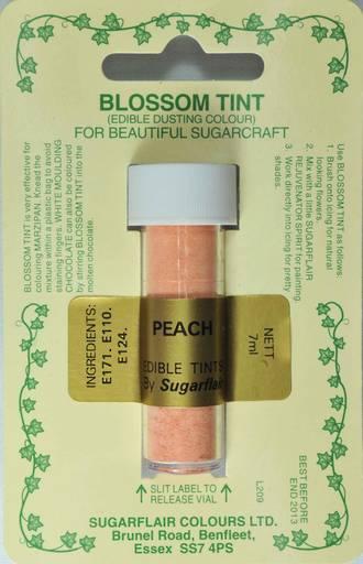 Sugarflair Edible Dusting Colour Peach