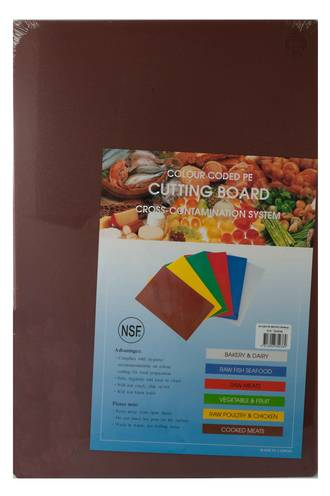 Cutting Board Size 30 x 45cm Brown