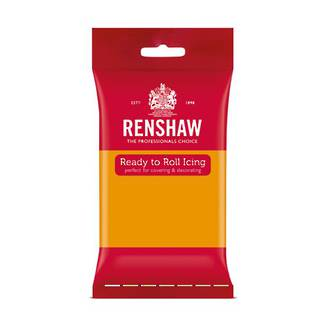 Renshaw Autumn Gold Icing 250g (Box of 12)