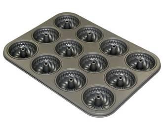 12 Cup Mini Bundt Pan
