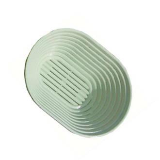 Proofing Basket, Oval 26.5 x 17cm 1.0Kg