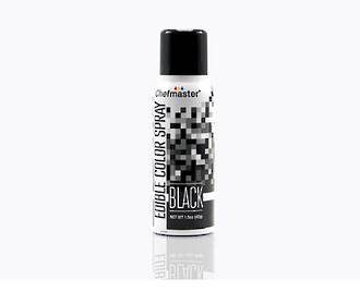 Chefmaster Edible Black Spray - 1.5oz