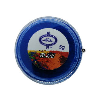 Chocolate Colouring  Blue 5gm
