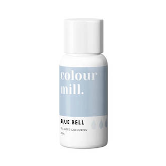 Colour Mill- Oil Based Colouring  Bluebell (20ml)