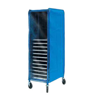 Standard Solid Production Rack Cover (Blue)