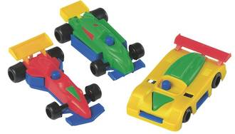 Sports and Racing Cars Asst 76mm (SINGLE)