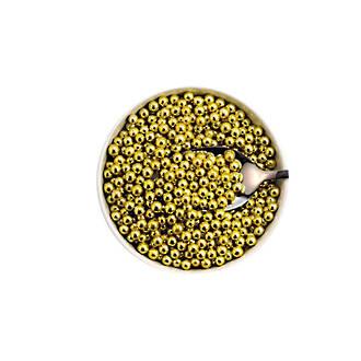 Cachous Metallic Gold 5mm (1kg bag)