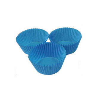 Standard Paper Cases Blue 55x32.5mm (500) - SOLD OUT