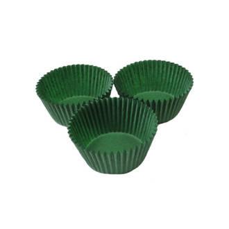 Standard Paper Cases Dark Green 55x32.5mm (500)