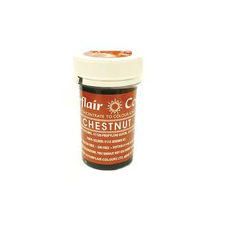 Sugarflair Spectral Colour Chestnut